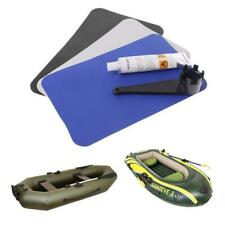 Inflatable Boat Swimming Pool Kayaking PVC Puncture Repair Patch Glue