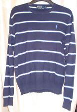Gestreifte Ralph Lauren Herren-Pullover & -Strickware aus Baumwolle
