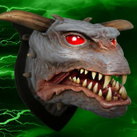 CHRONICLE Ghostbusters Terror Dog Life-Size 1:1 Scale Bust NEW