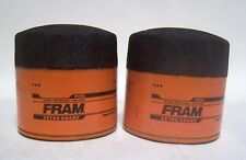 2 Fram PH16 EXTRA GUARD Oil Filters