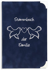 Stammbuch der Familie -Dui-, blau, Familienstammbuch, Stammbücher, Familienbuch