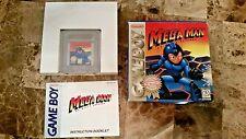 Mega Man: Dr. Wily's Revenge (Nintendo Game Boy) Complete