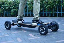 SPLENDIDA Skateboard Elettrico motore doppio Power 2x1350W ELETTRICO Longboard 2018