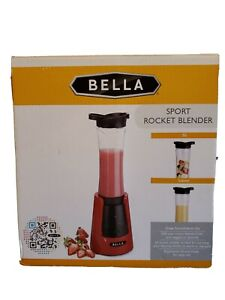 Brand New Bella Sport Rocket Blender New opened box red.