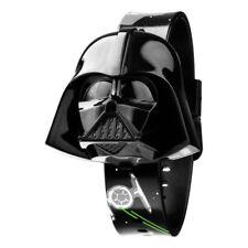 Licensed Star Wars Darth Vader Character LED Flip Top Watch