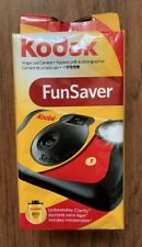 Kodak Disposable Camera with Flash 35mm One-Time-Use ISO 800 New Old Stock Film