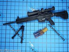 Hot Toys 1:6 Modern Firearms Collection Series 4 Figure - HK417 Rifle