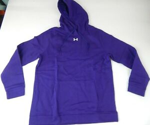 Under Armour Womens Hustle Fleece Hoodie Size XL