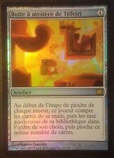 Boîte à mystère de Téfeiri 9ème PREMIUM / FOIL VF - French Teferi's Puzzle Box