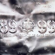 "GANG STARR ""FULL CLIP:A DECADE OF GANG STARR"" 2 CD NEU"