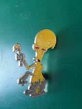 Roger American Dad alien lapel hat pin
