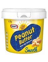 Kraft Peanut Butter Smooth The Good Nut 2kg