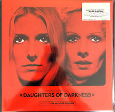 François De Roubaix ‎LP Daughters Of Darkness LP Les Lèvres Rouges - 1500 copies
