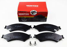 GENUINE BRAND NEW FRONT MINTEX BRAKE PADS SET MDB3265 (REAL IMAGES OF THE PARTS)