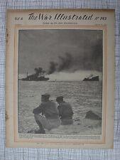 The War Illustrated # 145 (Guadalcanal, New Guinea, Sicily, Blohm & Voss BV 222)