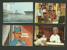 Thunderbirds Gerry Anderson Scarce 1967 Spanish Cards Lot P