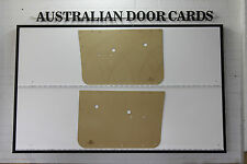 Holden HG HT. Ute, Van Door Cards. Blank Trim Panels. Quality Masonite