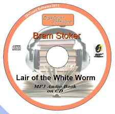 Lair of the White Worm - Bram Stoker MP3 Audio Book 28 episodes/chapters on CD