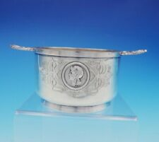 Medallion by Gorham Coin Silver Porringer Children with Books #30 (#3560)