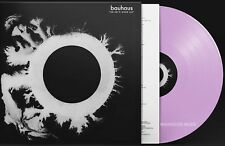 BAUHAUS LP The Sky's Gone Out LIMITED Edn VIOLET Vinyl + PROMO Sheet IN STOCK