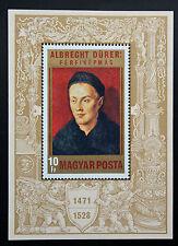 Timbre HONGRIE - Stamp HUNGARY Yvert et Tellier Bloc n°86 n** (Y2)