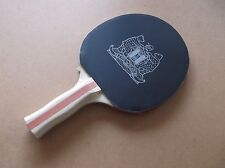 THE 2 BEARS Table Tennis Bat 2012 UK promo only Joe Goddard Hot Chip
