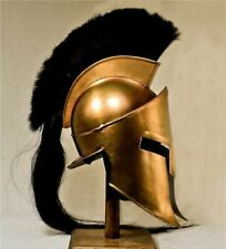 300 Movie Spartan King Leonidas Medieval Helmet Greek Roman Christmas Day Gift