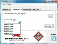 EASYKILL V2.0 EDC17 TORQUE MONITOR OFF VMAX OFF AND START AND STOP OFF