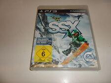 PlayStation 3  SSX