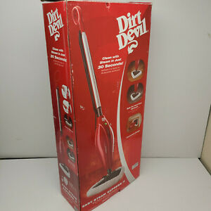 Dirt Devil Easy Steam Deluxe Handheld Steamer USED ONCE FOR CHECKING