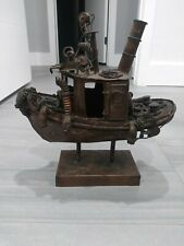 Henry Mitchell Sculture
