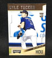2019 Panini Playoff Kyle Tucker RC Houston Astros Rookie #5