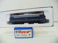 ROCO 63697 E-LOK E10 BLAU/GRAU der DB    JS807