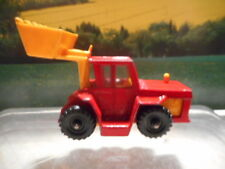 Modellauto Corgi Junior Radlader rot/gelb ca.M.1:55 no Husky
