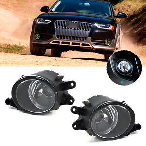 Fit for Audi A4 S4 RS4 Pair Left Right Fog Light Lamp 8E0941700B 8E0941699B