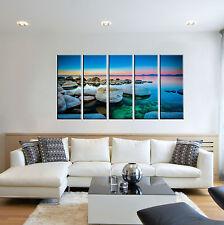 Ocean Canvas Prints Beach Prints Wall Art Canvas Seascape Beach Art Prints