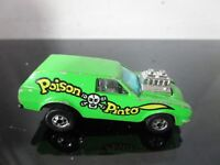 "Vintage 1976 Hot Wheels Original ""Poison Pinto""~"