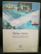 MERCEDES Navigation DVD COMAND APS 2008 EUROPA NTG2 hellblau A1698275659 mit OVP