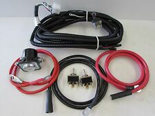 MEYER SNOW PLOW E47 E46 E60 COMPLETE WIRING KIT TOGGLE SWITCHES SOLENOID 15478