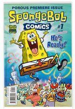 Spongebob Comics #1 (2011) 1st Appearance in Comics NM+ 9.6