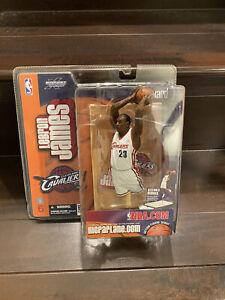 McFarlane Lebron James Series 5 Cleveland Cavaliers Rookie Figure 2003