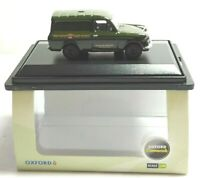 OXFORD COMMERCIALS 1:76 SCALE FORD ANGLIA VAN POST OFFICE RADIO 76ANG005 - BOXED