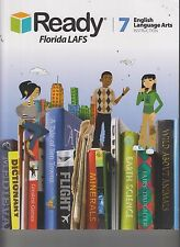 2016 Ready Florida LAFS English Language Arts Grade 7 NO WRITING  e1-8