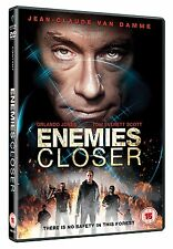 Enemies Closer (2013) - Jean-Claude Van Damme - NEW DVD