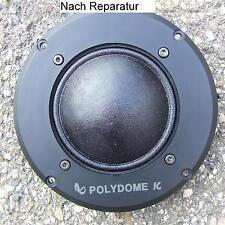 Infinity Polydome K Reparaturservice repair service, Austausch der Kalotte