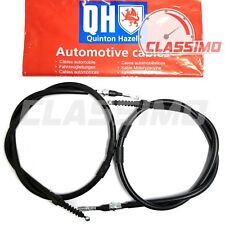 Rear Handbrake Cable Pair for SEAT ALHAMBRA MK 1 & 2 - 1995 to 2011 - QH