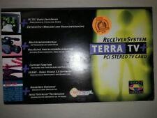 Terra TV+ PCI TV Card - Receiversystem in Originalverpackung
