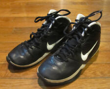 Nike Youth Black & White Quick Handle Basketball Shoes Size Sz 3Y