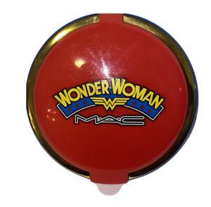 MAC Wonder Woman Mineralize SkinFinish Golden Lariat Authentic -RARE!