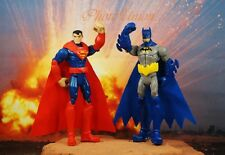 DC Comic Universe Justice League Superman vs Batman Dark Knight Figure K1320AB